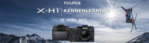 Save the Date: Fujifilm XH-1 Kennlerntag bei VICO