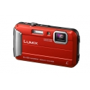 Lumix DMC FT 30 rot