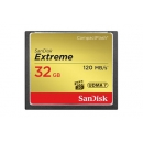 SanDisk CF 32 GB Extreme 120 MB/s