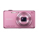 Sony WX 220 pink