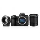Nikon Z7 Kit 24-70 mm 1:4 S + FTZ Obj.ad.