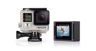 Camcorder - GOPRO Hero 4 silver Adventure
